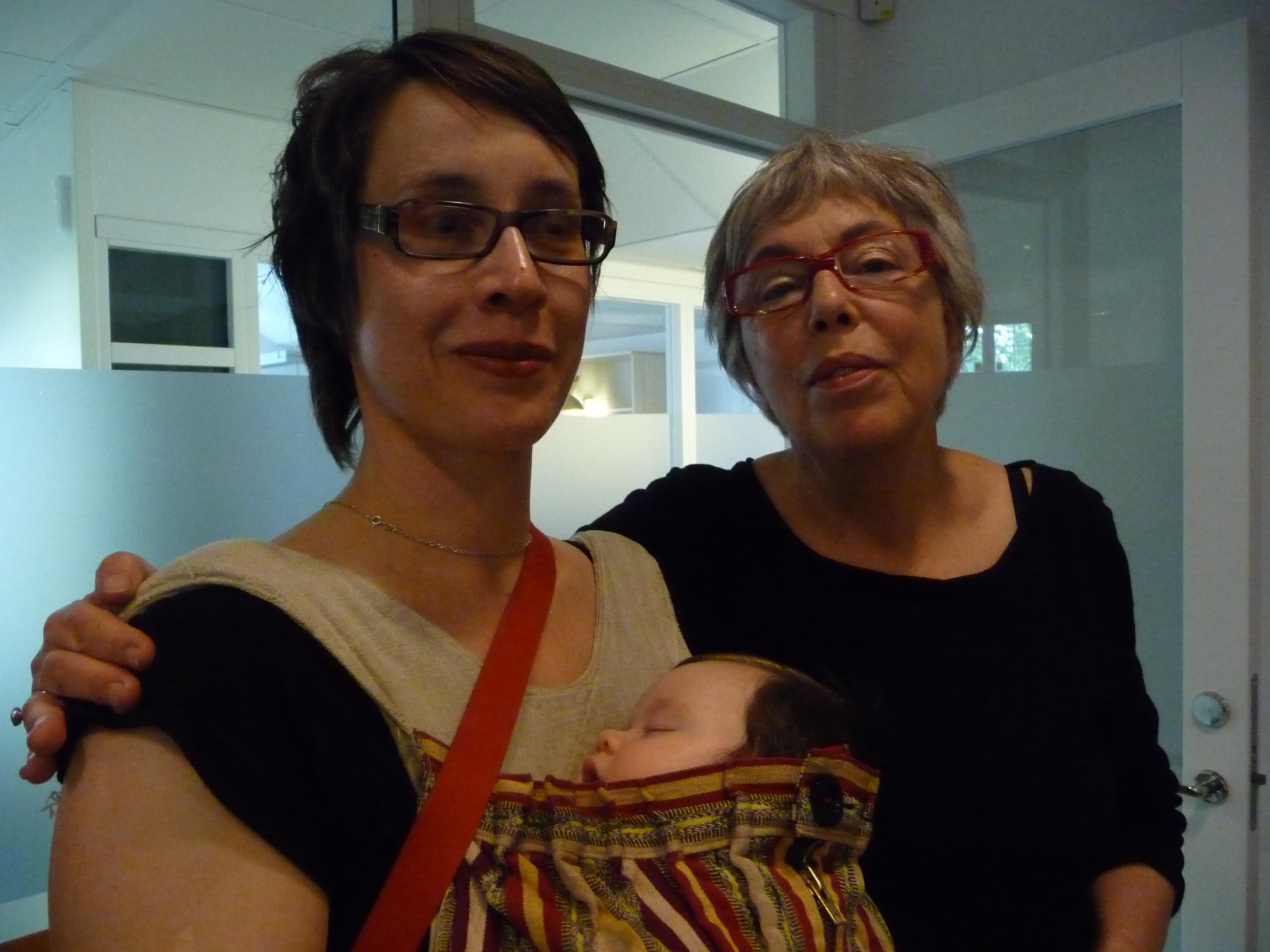 Bilder från Forums 30-årsjubileum 2009